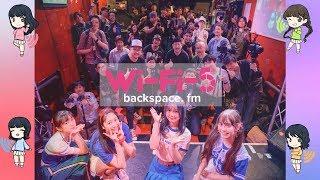 【Wi-Fi-5】マイクロコスモス(Microcosmos -English Ver-)by Wi-Fi-5 × backspase.fm  [スクエア動画]