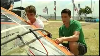 ABC News   Windsurfing 1