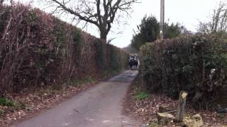 Alva Evans Horsedrawn Carriages 2 Hour Carriage Ride Kent Countryside 1