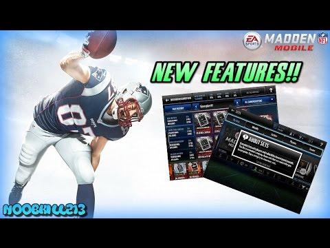 Madden 17 New Features : madden mobile 17 sneak peeks new features youtube ~ Hamham.info Haus und Dekorationen