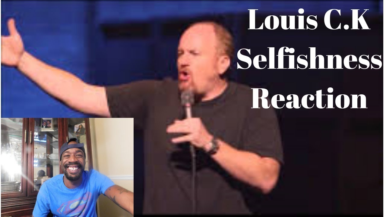 Louis CK - I am NOT an Actor and here is why - YouTube