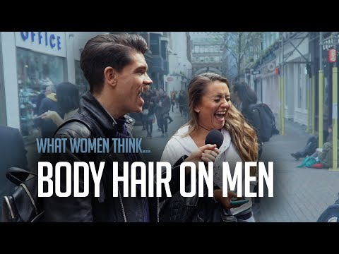 MANSCAPING: What Women REALLY Think! | Men's Body Hair Removal