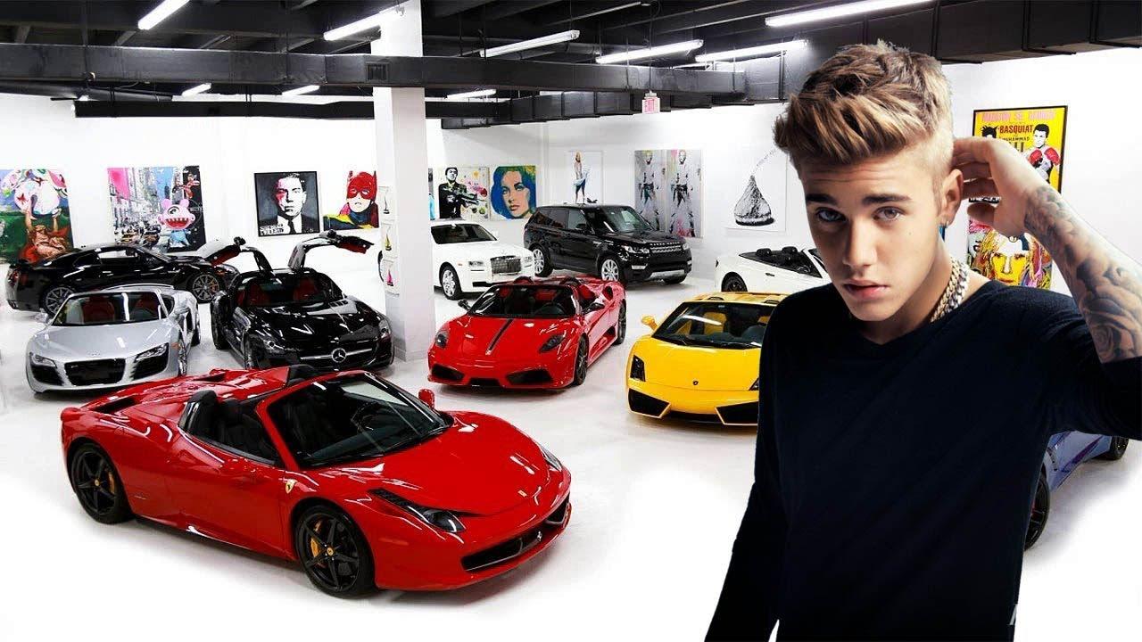 Justin Bieber's Luxury Lifestyle 2018