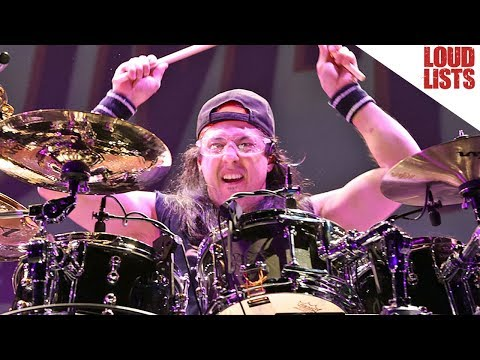 Theresa - 10 Stupidly Fast Drummers in Metal (VIDEO)