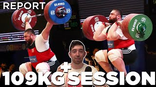 Tokyo Weightlifting M+109   REPORT
