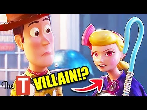 Toy Story 4: The Truth About Bo Peep's Return