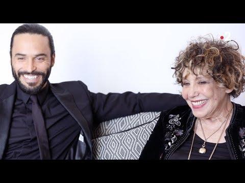 France 2 / Dix Pour Cent saison 3 : interview d'Assaâd Bouab et Liliane Rovère