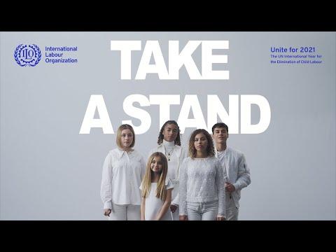 Kids United Nouvelle Génération – Take a Stand