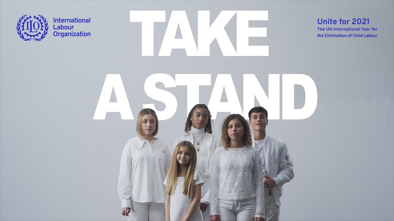 "Kids United launch their new single, ""Take a Stand"" for Universal Children's Day"