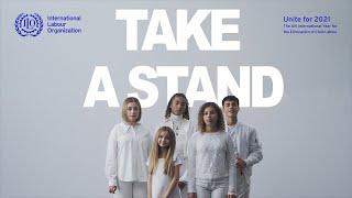 Kids United Nouvelle Génération - Take a Stand (Clip Officiel)