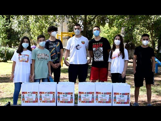 Младинска акција во Гевгелија / Aksion rinor në Gjevgjeli