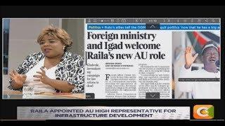 NEWS REVIEW | Raila's new AU role #DayBreak