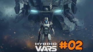 Лотус Сити - Hybrid Wars прохождение и обзор игры часть 2