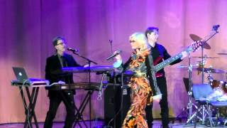 Концерт Вики Цыгановой