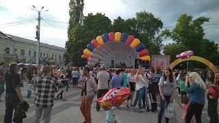 День города в Борисоглебске 15.05.2018
