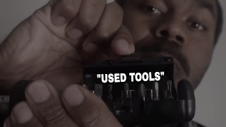 "ASMR Salesman Roleplay ""Used Tools"" 