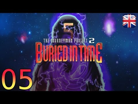 The Journeyman Project 2: Buried in Time - [05/10] - [Chichen Itza, first visit] - Walkthrough