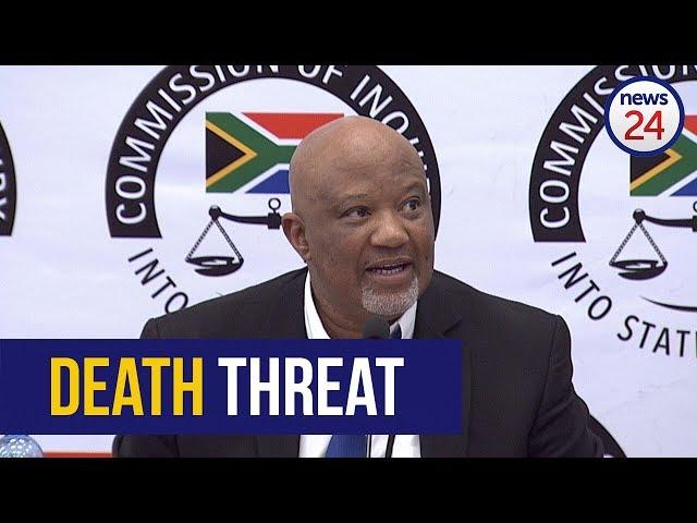 Gupta brother threatened to kill Jonas if he spoke about secret meeting