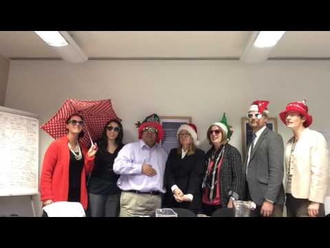 12 days of Christmas from Business Development at the Children