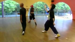 58 Ben and Ashlee's Hip-Hop (Part 1 The performance) Se2Eo10.