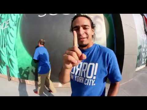 TORRO! Skateboards Proudly Presents