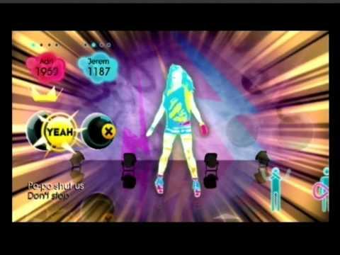 Ke$ha - Tik Tok (Just Dance 2)