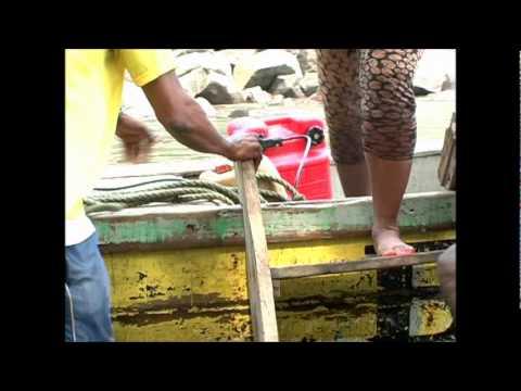 Visit Sierra Leone: Getting to Banana Island