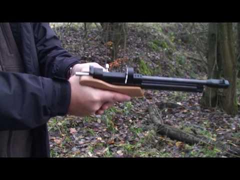 CP1-M AIR PISTOL -pistolet wiatrówka 4,5 mm