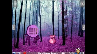 G2R Fantasy Purple Forest Escape Walkthrough [Games2Rule]
