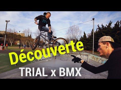 Tournage FH Sport #3 vtt/trial