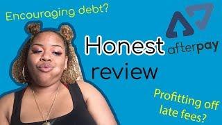 Honest AF Afterpay Review