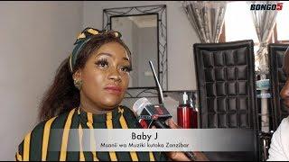 Exclusive Baby J baada ya kujifungua: Nilishituka tu nina mimba / Mtoto anamjua alipoingia