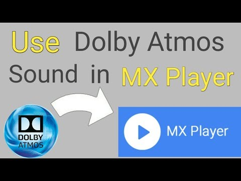 #Dolby #Atmos #Sound #Pztech How To Use Dolby Atmos Sound In Videos | Android