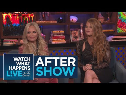 After Show: Kristin Chenoweth's Most Intimidating Duet | WWHL