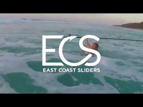 East Coast Sliders Fraser Island Action