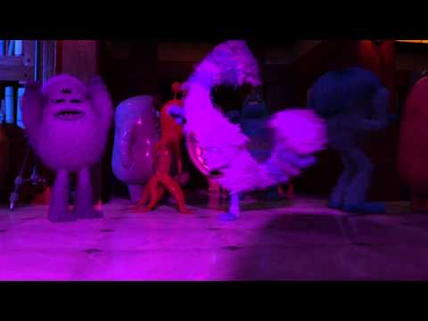 Dance Party  Monsters University (MU) James P. Sullivan,