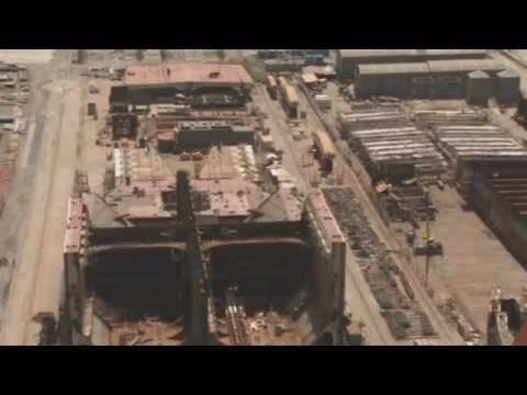 Brasil Metal: A Indústria Naval brasileira  II