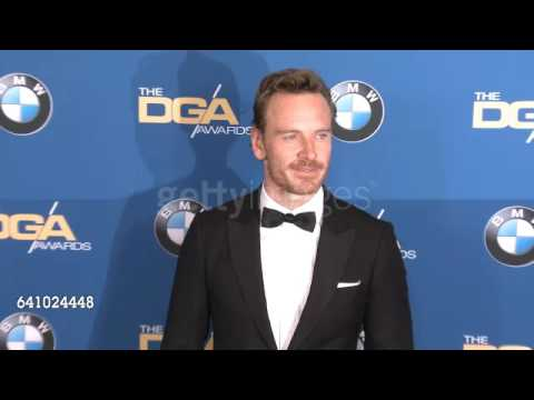 Michael Fassbender at 69th Annual Directors Guild Of America Awards