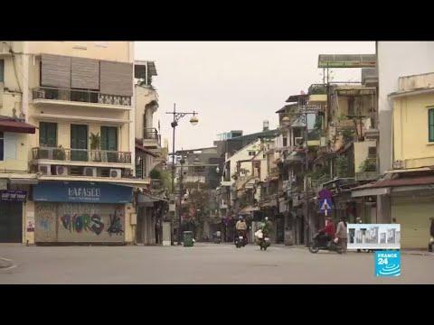 Coronavirus - Covid-19: Vietnam Enters Two-week Lockdown