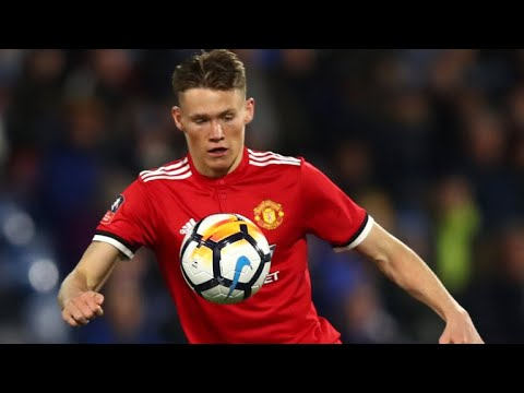 Jose Mourinho says Scott McTominay should be priority for Scotland boss Alex McLeish