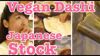 Vegan Kelp Seaweeds Cooking - Japanese Stock