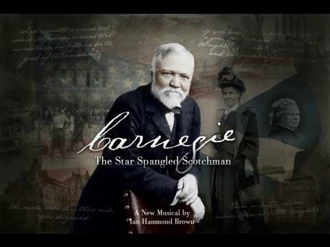 Carnegie - The Star Spangled Scotchman