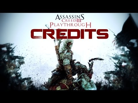 Assassin's Creed III Playthrough - Credits and After Scene Mission!