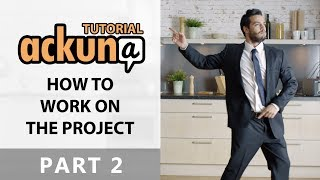 ACKUNA TUTORIAL. PART 2. HOW TO CREATE A PROJECT(, 2018-03-01T15:52:10.000Z)