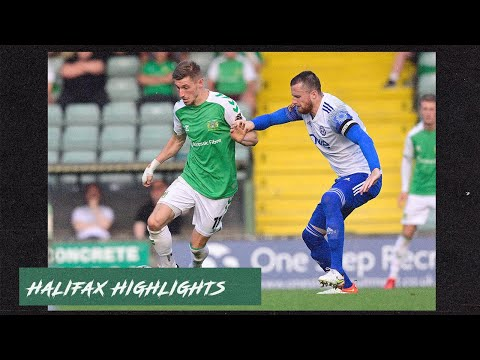 Yeovil Halifax Goals And Highlights