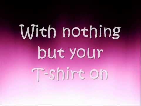 Shontelle - T-shirt (lyrics)