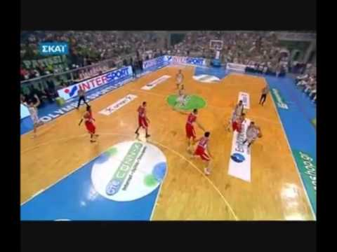 Sarunas Jasikevicius - Ridiculous travelling