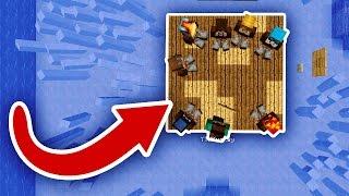 מפת מיינקראפט | חייבים להשאר על הסירה!