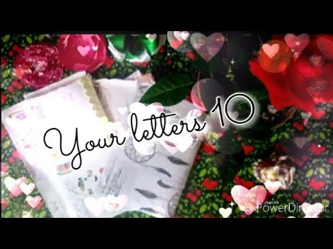 Your letters 10