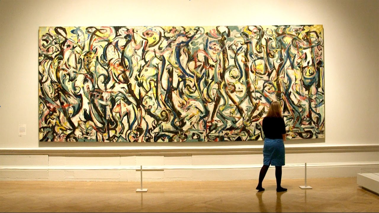 Jackson Pollock In 60 Seconds